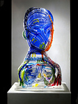 Gerd Sonntag, New Glass Review 31, Corning Museum of Glass, N.Y., art, verre vidro, Glas
